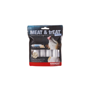 MeatLove MEAT & trEAT 4x40g Salmon - łososiowe mini kiełbaski