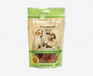 Planet Pet Duck Strip (100g)
