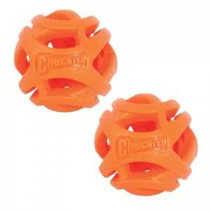 Chuckit! Breathe Right Ball M (2pac) ok 6,5 cm