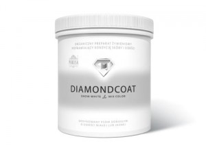 ważne do 9.11.2019 POKUSA DiamondCoat SNOW WHITE & MIX COLOR 300g