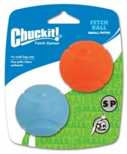 Chuckit! FETCH BALL S  (2 pak)