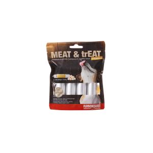 MeatLove MEAT & trEAT 4x40g Poultry - drobiowe mini kiełbaski