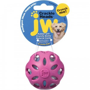 JW Crackle Heads Ball M
