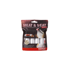 MeatLove MEAT & trEAT 4x40g Bufallo - z bizonem mini kiełbaski