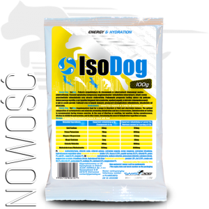 ważne do 15.03.2019!Game Dog IsoDog 100g