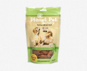 Planet Pet Chicken Chip - talarki z kurczaka (100g)