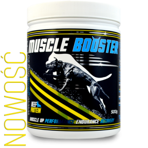 Game Dog Muscle Booster 500g