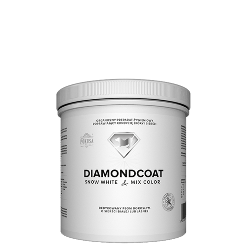 POKUSA DiamondCoat SNOW WHITE & MIX COLOR