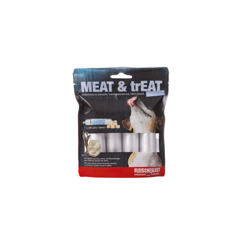 MeatLove MEAT & trEAT 4x40g Salmon