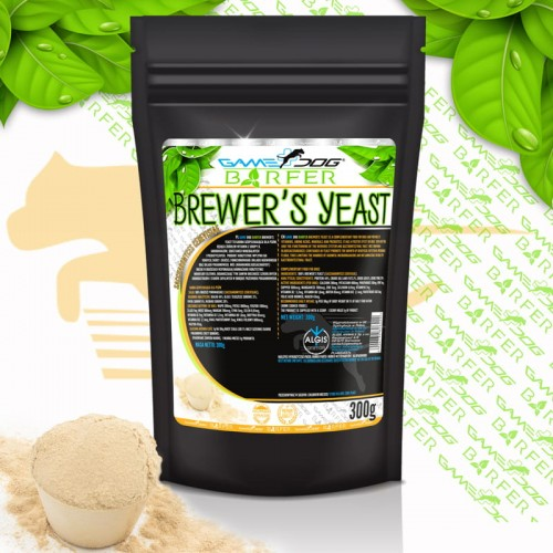 Game Dog BARFER Brewer's Yeast