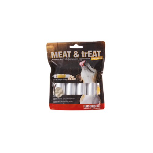 MeatLove MEAT & trEAT 4x40g Poultry