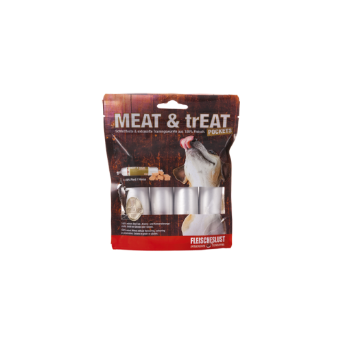 MeatLove MEAT & trEAT 4x40g Horse